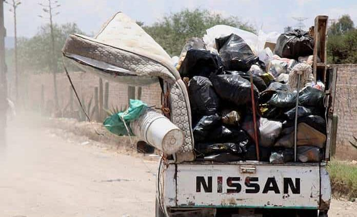 No recogen 770 toneladas de basura en San Luis Potosí