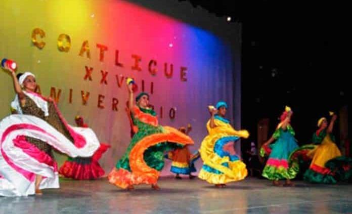 Grupo de Danza Coatlicue suspende su 29 aniversario