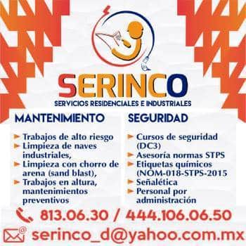 https://www.facebook.com/Serinco-704995372976639