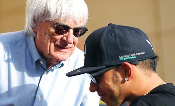 Hamilton está en guerra con exlíder de la F1