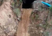 Blindan acceso a San Bartolo