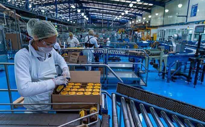 Avanza recuperación industrial, pero a menor ritmo