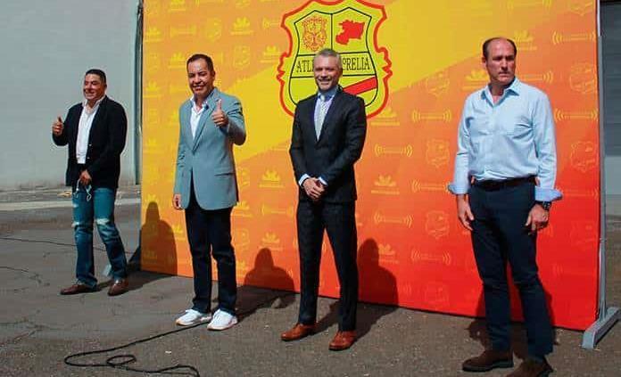 Presentan al Atlético Morelia