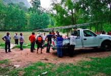 Sin rastro de los turistas desaparecidos en la cascada de Tamul