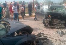 Fatal accidente deja dos personas sin vida
