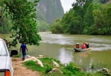 Localizan cuerpo de persona extraviada en río de la Huasteca