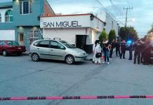 Un fallecido, deja balacera en la Santa Fe