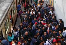 Regresarán 1.5 millones de capitalinos al trabajo en Semáforo Naranja
