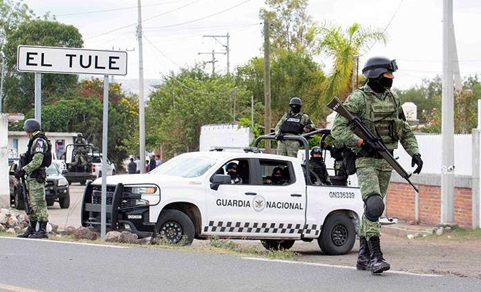 La Guardia Nacional actúa como sucursal del Ejército, denuncian activistas