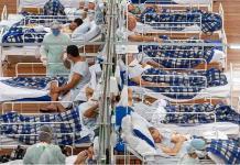 Sao Paulo cierra un hospital mientras el virus crece en otras zonas de Brasil