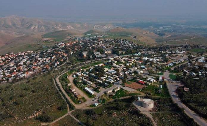 Israel demora planes de anexión de Cisjordania