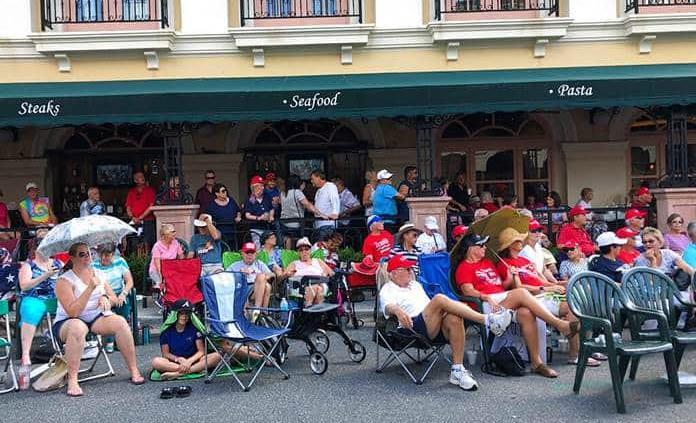 Crecientes tensiones políticas en comunidad de jubilados de la Florida