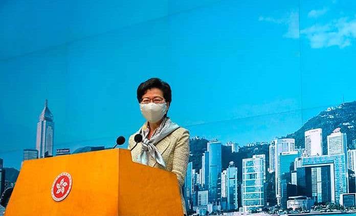 China aprueba la ley de seguridad para Hong Kong