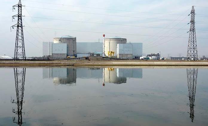 Cierra la central nuclear más antigua de Francia