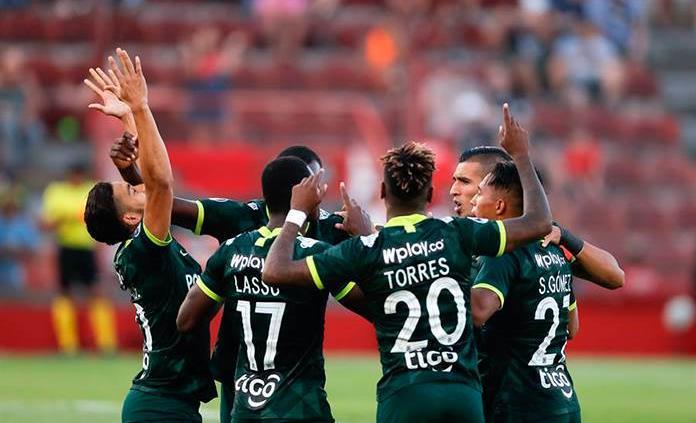 El Atlético Nacional de Colombia reporta dos positivos por coronavirus
