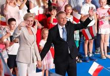 Andrzej Duda camino a reelección en Polonia
