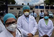 Médicos despedidos en medio de la pandemia en Nicaragua demandan su reintegro