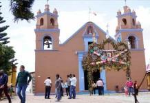 Pese a contingencia, municipio de Oaxaca celebra fiesta patronal