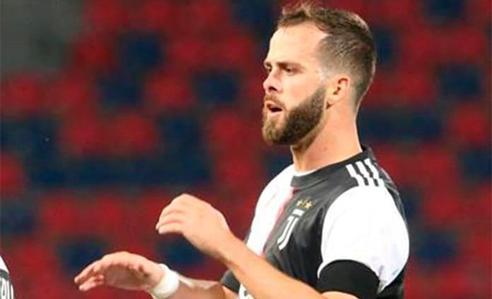 Juventus deja ir a Pjanic al Barcelona por 60 millones de euros
