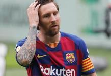 Setién minimiza desplante de Messi a cuerpo técnico del Barcelona