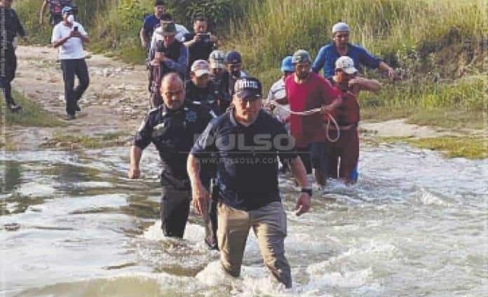 No interponen denuncia contra hombre que llevó a turistas a la Cascada
