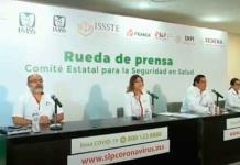 Con sospecha de Covid, 36 integrantes de la Secretaría del Bienestar en SLP