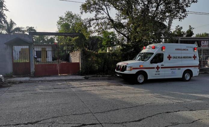 Mujer sufre intoxicación leve debido a una fuga de gas en su domicilio