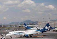 Aeroméxico obtiene préstamo por 100 millones de dólares