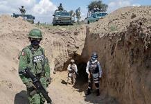 Ejército mexicano descubre túnel usado para robar hidrocarburos
