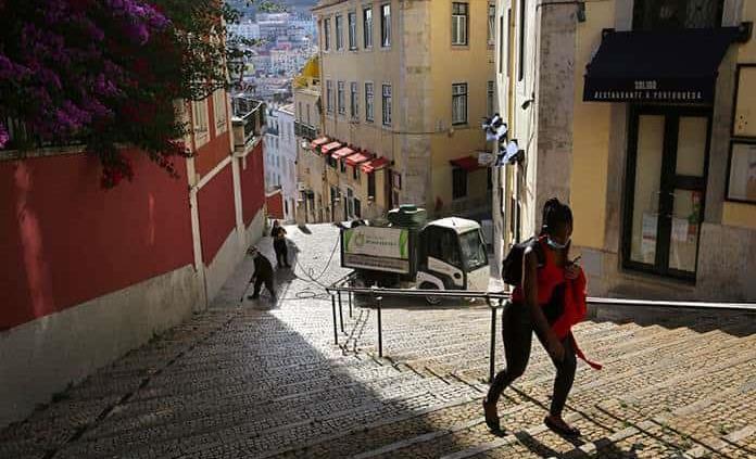 La expansión de la Covid en Lisboa desata una batalla política