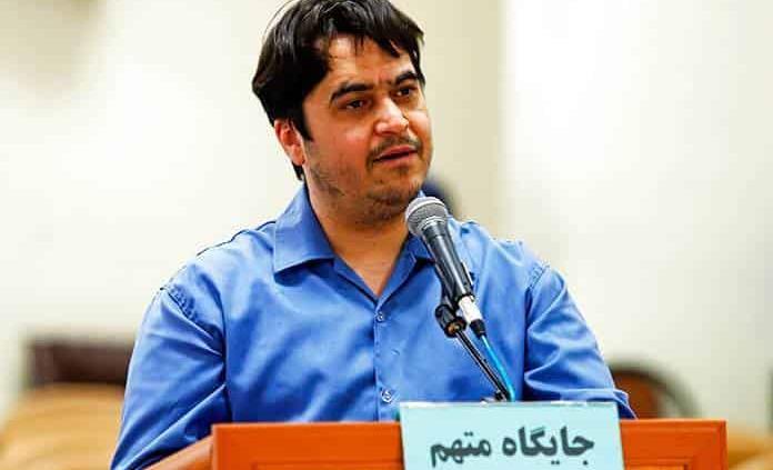 Irán condena a muerte a un periodista por revueltas de 2017