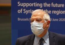 Países y organizaciones donan más de siete mil millones de dólares a Siria