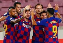Messi llega a 700 goles pero Barcelona cede más puntos