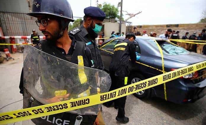 Ataque a Bolsa de Karachi; 7 muertos