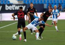 El Leganés de Javier Aguirre sigue en caída libre: pierde 3-0 con el Sevilla