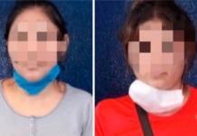 Caen dos mujeres tras robo en tienda departamental en Lomas del Tecnológico