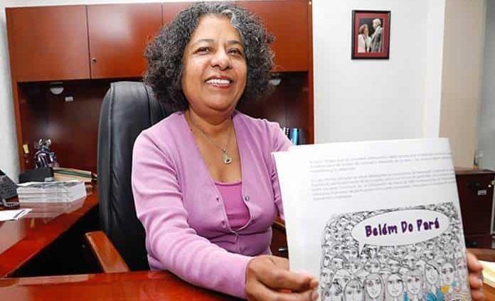 Acepta Segob su renuncia de Candelaria Ochoa a la Conavim