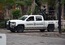 SLP, plaza importante para grupos delictivos: Guardia Nacional