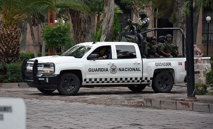 Propone Benavente Rodríguez acabar con la Guardia Nacional