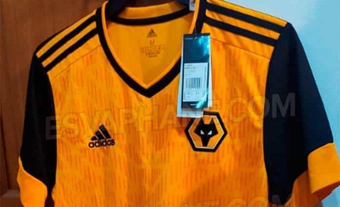 Filtra posible uniforme del Wolverhampton; aficionados lo critican