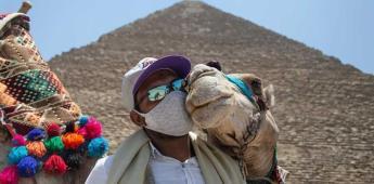 Egipto reabre sus museos y las pirámides a la espera de turistas (FOTOS)