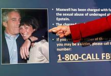 Nuevos documentos detallan supuestos abusos de Epstein y Maxwell
