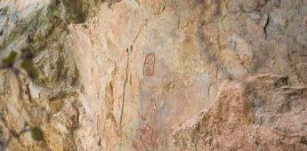 El sismo del 23 de junio descubrió pinturas rupestres en el Istmo de Tehuantepec