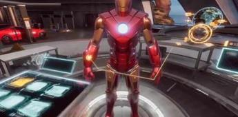 Marvels Iron Man VR llega para que sus fans se conviertan en Tony Stark