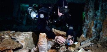 Encuentran la mina de ocre más antigua de América en Quintana Roo