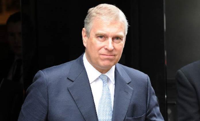 Reportan intruso en vivienda de príncipe Andrés