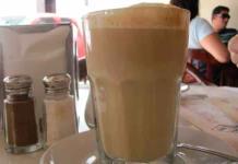 Cómo se prepara el café lechero