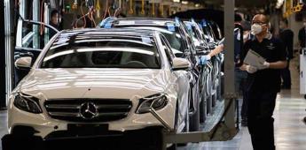 Mercedes llamará a talleres 660 mil vehículos en China