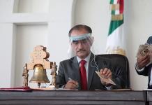 Lamenta diputado Martín Juárez muerte de asesor por COVID-19
