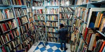 Las librerías mexicanas luchan para que la pandemia no acabe con su historia